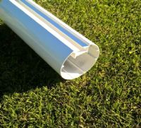 FOLDING 16x7 GOALPOST for EASY STORAGE